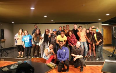 South Dakota State University Talent Open Mic