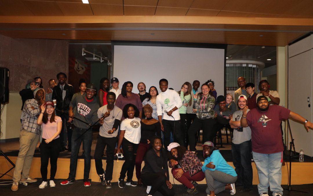 University of South Dakota Talent Open Mic