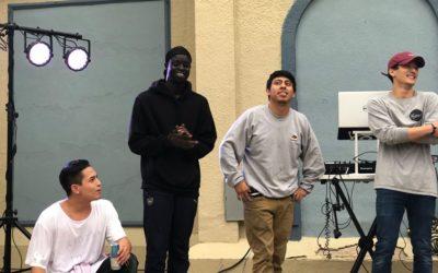 Talent Open Mic August 2018