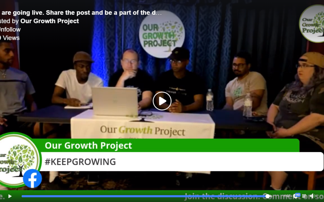 Growthcast Online Livestream June 2, 2020