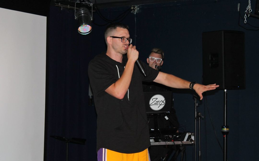 Talent Open Mic July 2018