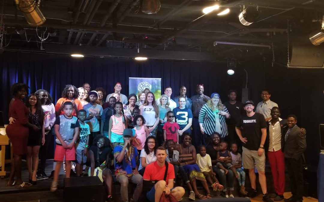 Talent Open Mic June 2018