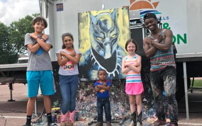 Our Growth Project at Juneteenth 2018