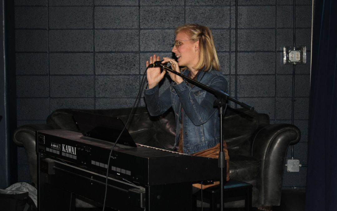 Talent Open Mic September 2018