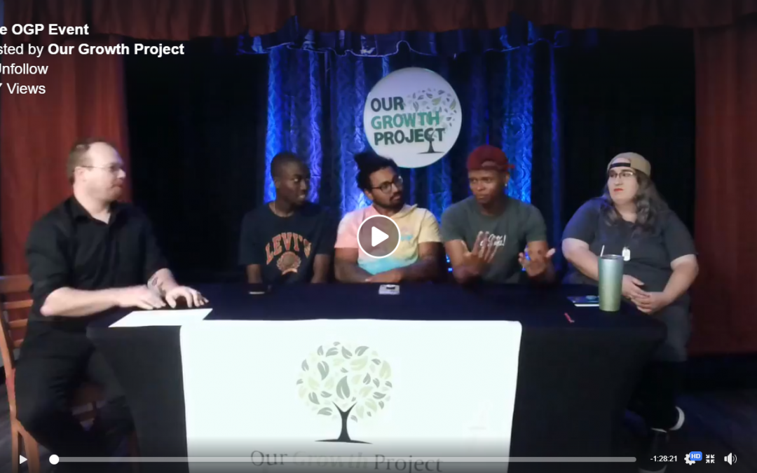 Growthcast Online Livestream July 30, 2020